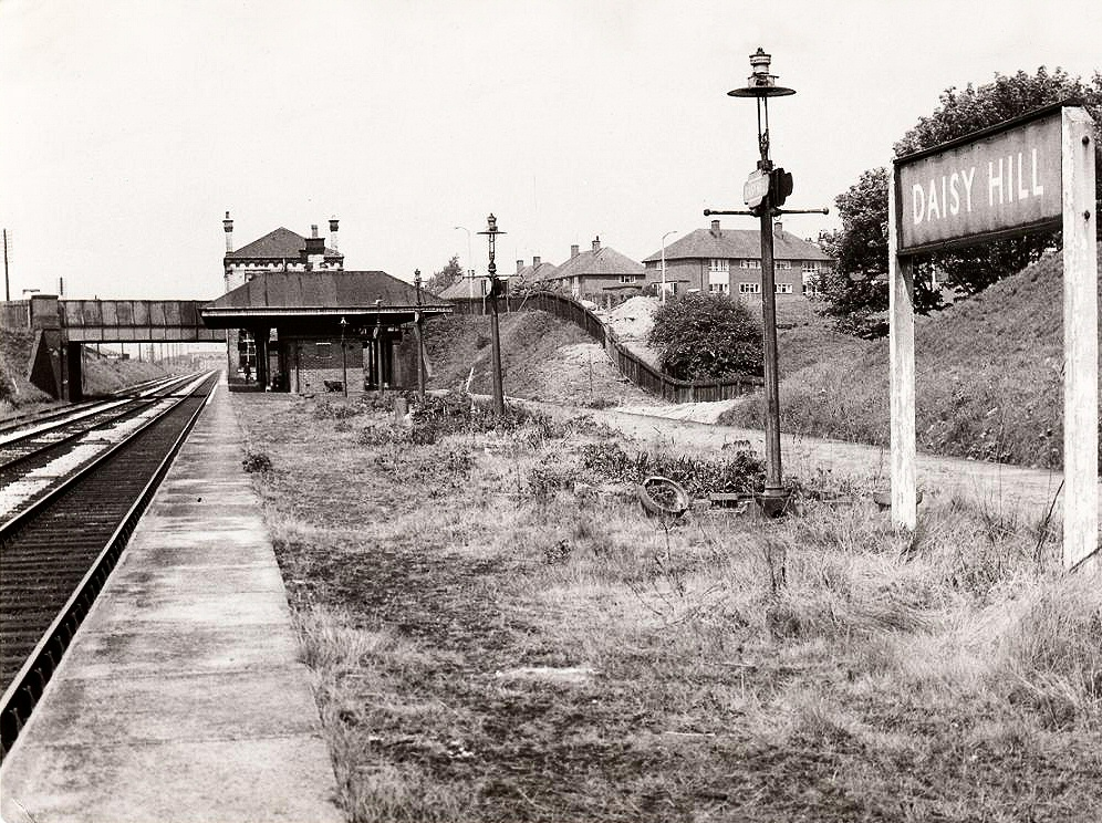 Daisy Hill Station of old