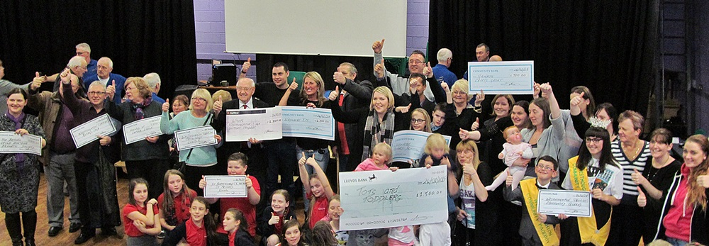 Westhoughton You Decide Event Winners - 24th January 2015